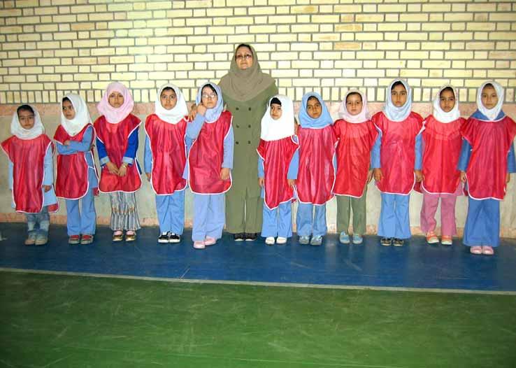 خانم شهناز محمدی نفر اول