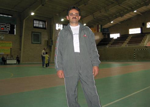 علی اكبر ادهم ماراللو شركت كننده از شهرستان پارس آباد